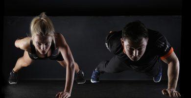 adicción al fitness