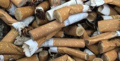 Adicto a la nicotina